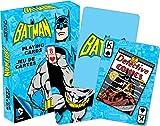 Aquarius DC Comics- Retro Batman Playing Cards Deck