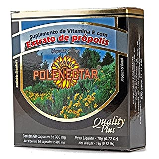 Polenectar Brazil Green Bee Propolis 60 Softgels