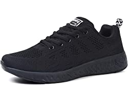 HKR Womens Trainers Comfort Walking Shoes Lightweight Running Sneakers