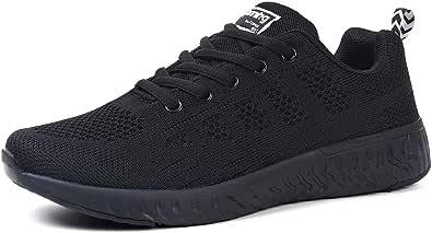 HKR Womens Traniers Comfort Walking Shoes Lightweight Running Sneakers