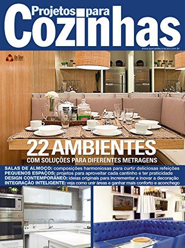 Projetos para Cozinhas 16 (Portuguese Edition)
