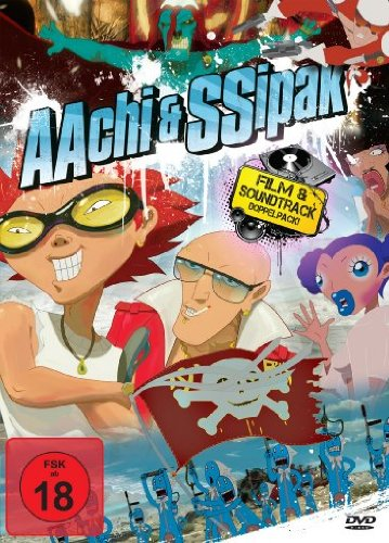 Aachi & Ssipak (Limited Edition) (+CD-Soundtrack) [2 DVDs]