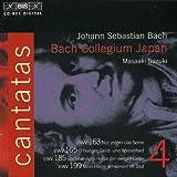 Bach, J.S.: Cantatas, Vol. 4 - Bwv 163, 165, 185, 199