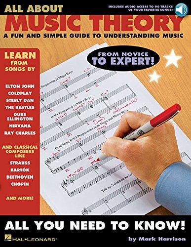 All about music theory livre sur la musique+CD