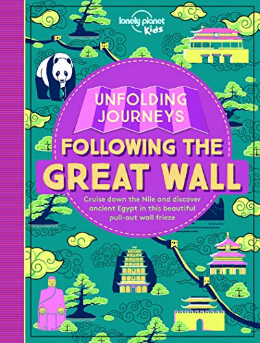 Unfolding Journeys - Following the Great Wall - 1ed - Anglais