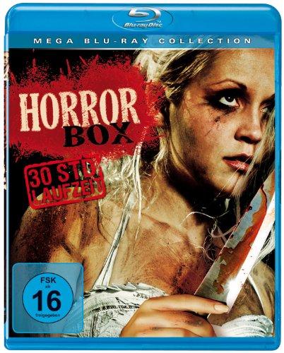 HMH Hamburger Medien Haus Horror Box: Mega Blu-ray Collection [Blu-ray]
