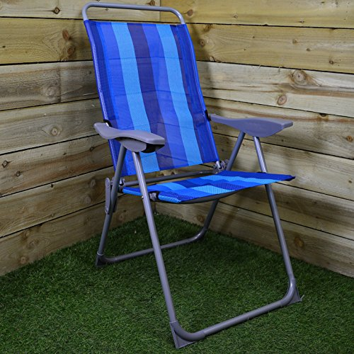 Galleria fotografica Redwood BB-FC125 Textilene Poltrona reclinabile