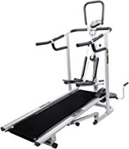 Lifeline 4 in 1 Deluxe Manual Treadmill