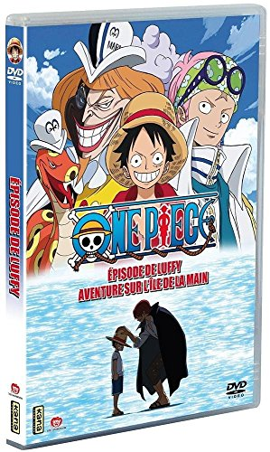 One Piece - Episode of Luffy : Aventure sur l'Ile de la Main