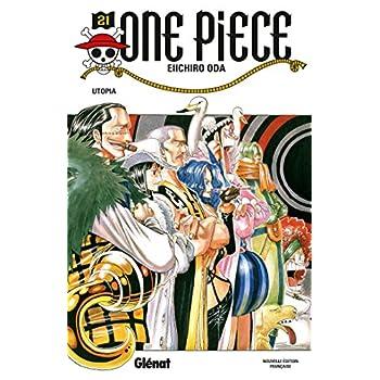 One Piece - Édition originale - Tome 21: Utopia