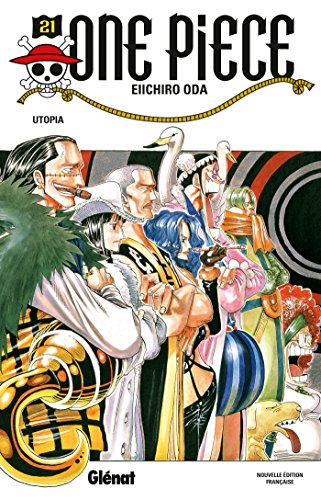 One Piece - Édition originale - Tome 21: Utopia