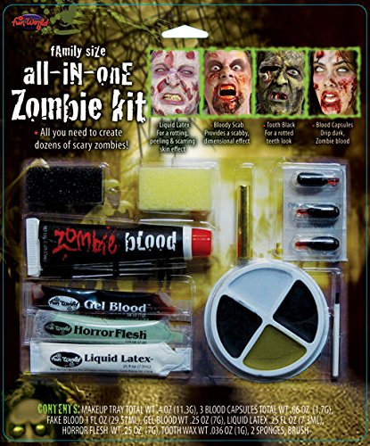 e Makeup Kit (Scary Kind Halloween-kostüm Ideen)