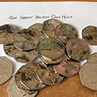TGBCH Beatrix Potter 50p and Cheerful Coins Poor (Jeremy Fisher)