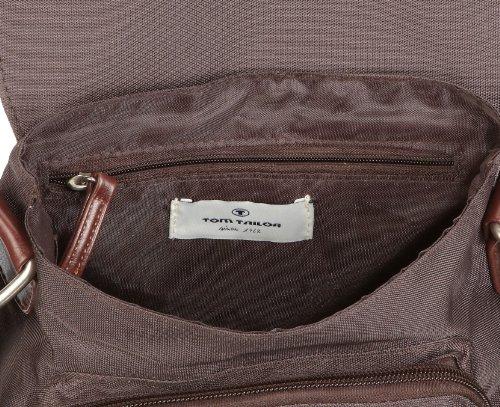 Tom Tailor Acc RINA 11220 Damen Schultertaschen 22x20x10 cm (B x H x T) Braun (braun 29)