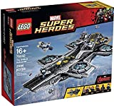 LEGO SUPER HEROES MARVEL 76042 EL HELITRANSPORTE DE SHIELD