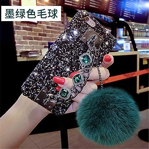 Telefono cellulare di alloggiamento della personalità femminile creatività Sparkle Diamond