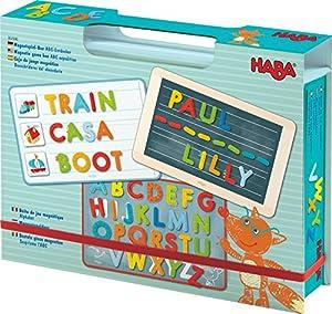 HABA 302590 - Juego de Tablero (Boy/Girl, 3 yr(s), Cardboard,, 235 mm, 185 mm)