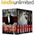 Vampire Love Story: The Complete 8-Book Series (With Bonus Material)