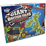 Grafix Giant British Isles Map Puzzle