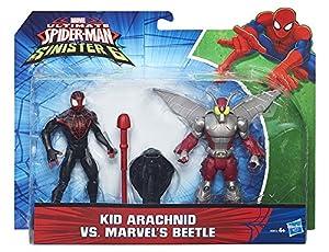 Personaggi Sinister 6 battle pack. Spiderman. B5761EU4 , Modelos/colores Surtidos, 1 Unidad