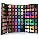 Pallette Fards à Paupière Palette Maquillage, Yannerr ® 120 Couleurs Cosmétiques Poudre à Paupières Palette Maquillage Set Mat Disponible (A)