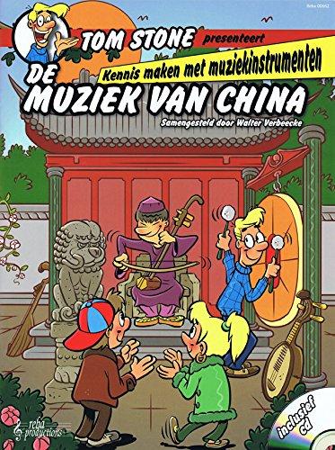 T. Stone-Muziek Van China (Kennis)-BOOK Stone Chino