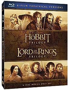 Le Hobbit et Le Seigneur des Anneaux, les trilogies [Version cinéma]