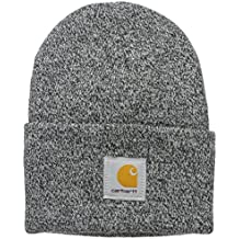 Carhartt Beanie Acrylic Watch A18, Color:black/white;Größe:one size