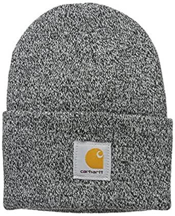 Carhartt, berretto .A18.019.S000, taglia unica, colore: bianco e nero