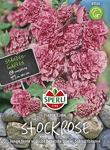 Sperli-Samen Stockrose (Stockmalve) Fiesta Time