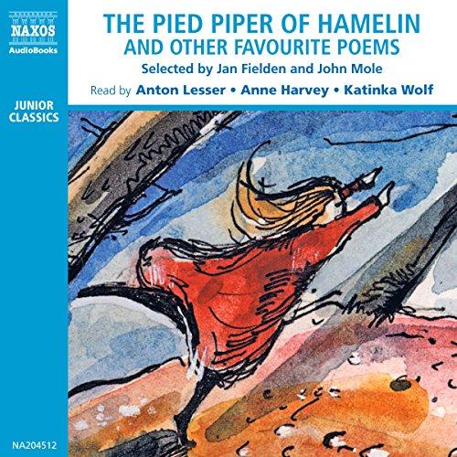 The Pied Piper of Hamelin (Unabridged Selections)  Audiolibri