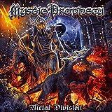 Mystic Prophecy: Metal Division (Silver Vinyl) [Vinyl LP] (Vinyl)