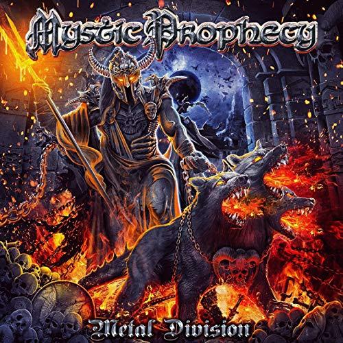 Mystic Prophecy: Metal Division (CD-Digipak) (Audio CD)