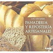 Panaderia y Reposteria Artesanales (Nueva Cocina)