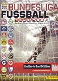 Panini Bundesliga Fussball 2006 - 2007. Die aktuelle Sticker-Kollektion zur Meisterschaft.