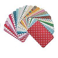Colorful Decorative Masking Tape Craft Cute Stickers Pack Set Labelling Scrapbook Basic Pastel by Phoenix B2C UK