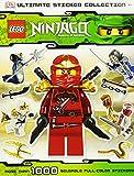 Ultimate Sticker Collection: Lego Ninjago (DK Ultimate Sticker Collections)