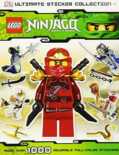 Lego Ninjago (Ultimate Sticker Collections)