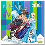 Grupo Erik editores- Kalender 201830x 30Frozen