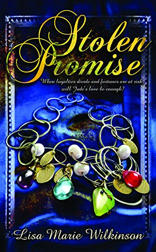 Stolen Promise (Dark Hearts Series) by Lisa Marie Wilkinson