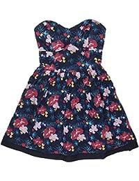 SUPERDRY Damen Kleid 50S Tropical Print Dress