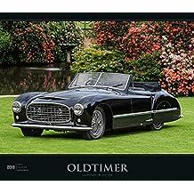 Oldtimer 2018 - Bildkalender (33,5 x 29) - Autokalender - Technikkalender