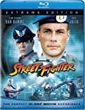 Street Fighter (Extreme Edition) [Blu-ray] by Jean-Claude Van Damme