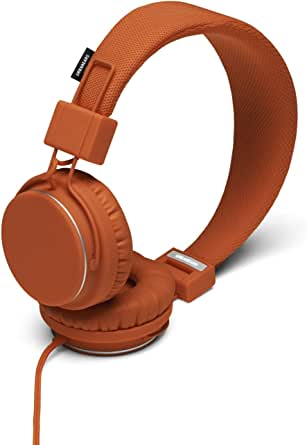 Urbanears Plattan Rust Headset Orange Elektronik