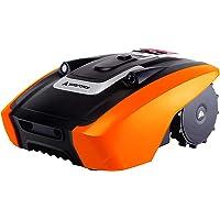 YARD FORCE Mähroboter AMIRO 350i bis zu 350 qm - Selbstfahrender Rasenmäher Roboter mit WLAN-Verbindung, App-Steuerung…