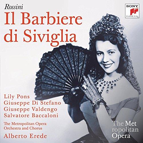 Rossini: Il Barbiere Di Siviglia (Metropolian Opera)