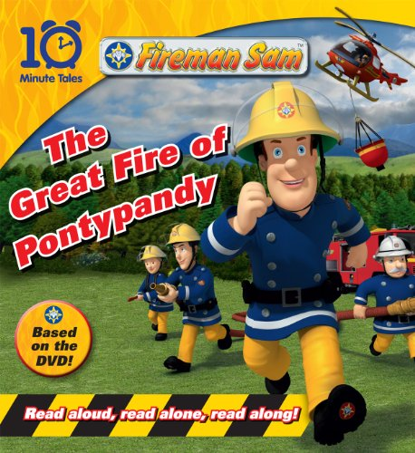 The great fire of Pontypandy.
