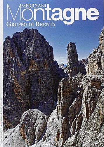 Gruppo di Brenta. Con cartina (Meridiani montagne)