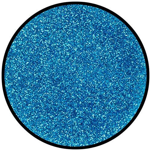 Eulenspiegel- Tatuajes de Brillo, Color Azul Real, única (EULC904213)