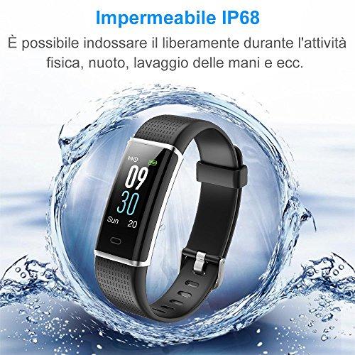 Zoom IMG-2 willful smartwatch orologio fitness uomo